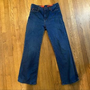 NYDJ Stovepipe Jeans   Size 8